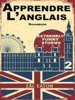 Apprendre l'anglais - Extremely Funny Stories (2) +Soundbook