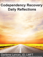 Codependency Recovery Daily Reflections