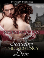 Seducing the Regency Dom