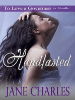 Handfasted (A Governess to Love Novella)