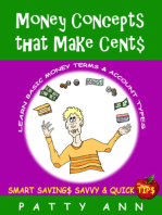 Money Concepts That Make Cent$