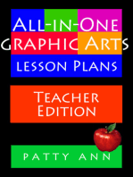 All-in-One Graphic Arts Lesson Plans