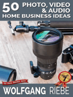 50 Photo, Video & Audio Home Business Ideas