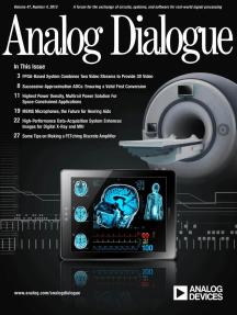 Analog Dialogue, Volume 47, Number 4