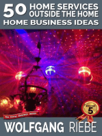 50 Home Services Outside the Home Home Business Ideas