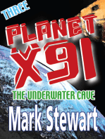 Planet X91 The Underwater Cave