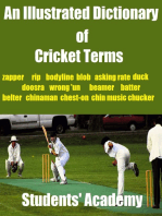 An Illustrated Dictionary of Cricket Terms