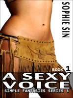 A Sexy Voice (Simple Fantasies Series 3, Book 1)
