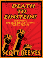Death to Einstein!