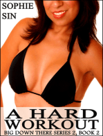 A Hard Workout (Big Down There Series 2, Book 2)