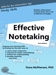 Effective Notetaking (2nd ed)