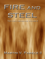 Fire and Steel (The Cor Chronicles Volume II)