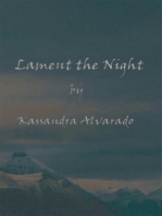 Lament The Night