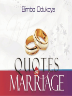 Quotes on Marriage