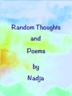 Random Thoughts & Poems