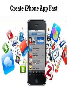 Create iPhone App Fast