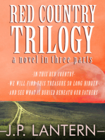 The Red Country Trilogy