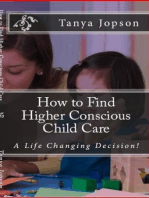 How to Find Higher Conscious Childcare