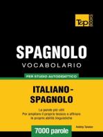 Vocabolario Italiano-Spagnolo per studio autodidattico