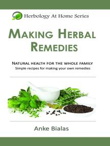 Herbology At Home: Making Herbal Remedies