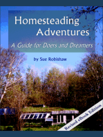 Homesteading Adventures