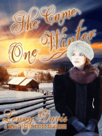 She Came One Winter (The Brides Of Courage, Kansas, Book 2)