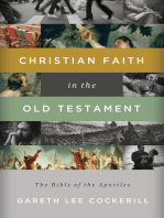 Christian Faith in the Old Testament