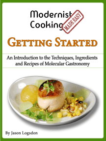 Modernist Cooking Made Easy: Getting Started
