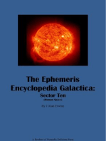 The Ephemeris Encyclopedia Galactica