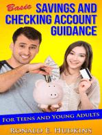 Basic, Savings and Checking Account Guidance