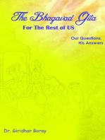 The Bhagavad Gita for the Rest of Us