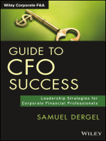 Guide to CFO Success