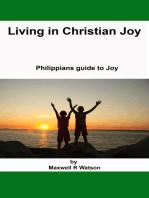 Living in Christian Joy