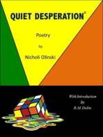 Poems of Quiet Desperation