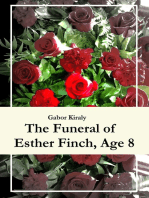 The Funeral Of Esther Finch, Age 8