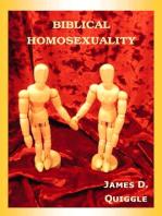 Biblical Homosexuality
