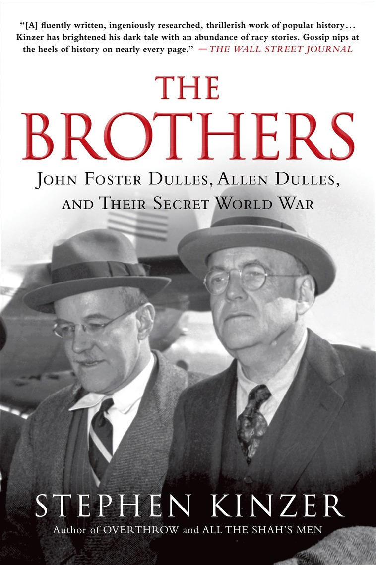 How CIA chief Allen Dulles planned to destroy Russia