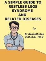 A Simple Guide to Restless Leg Syndrome and Related Diseases