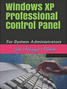 Windows XP Control Panel
