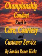 Championship Conduct