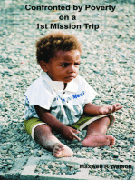 Confronted by Poverty on a 1st Mission Trip
