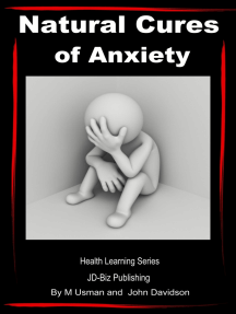 Natural Cures of Anxiety: Health Learning Series