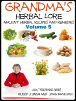 Grandma's Herbal Lore