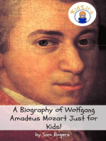 What's So Great About Mozart? A Biography of Wolfgang Amadeus Mozart Just for Kids!