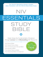NIV, Essentials Study Bible, eBook