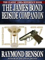 The James Bond Bedside Companion