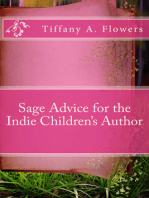Sage Advice for the Indie Children's Author