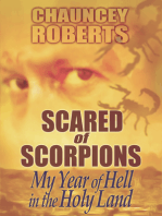 Scared of Scorpions