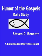 Humor of the Gospels Daily Study