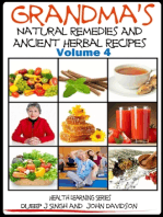 Grandma's Natural Remedies and Ancient Herbal Recipes